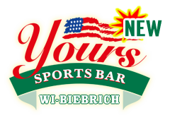 YOURS Sports Bar<BR>Karl-Bosch-Stra�e<br>65203 Wiesbaden<br>Coming Soon