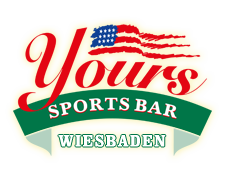 Visit Wiesbadens's only American Sports Bar
